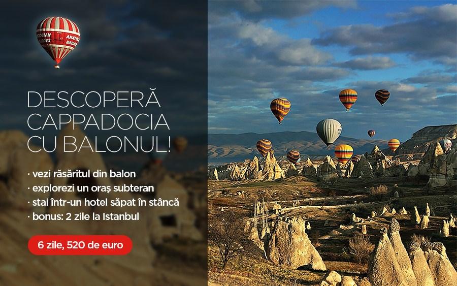 Cappadocia (1 mai 2015)
