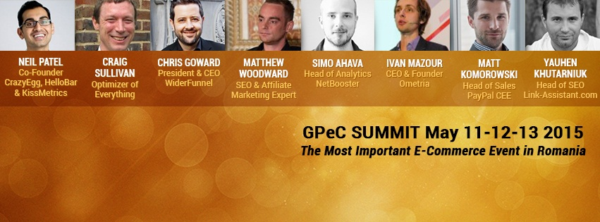 GPeC Summit 11-12-13 mai 2015