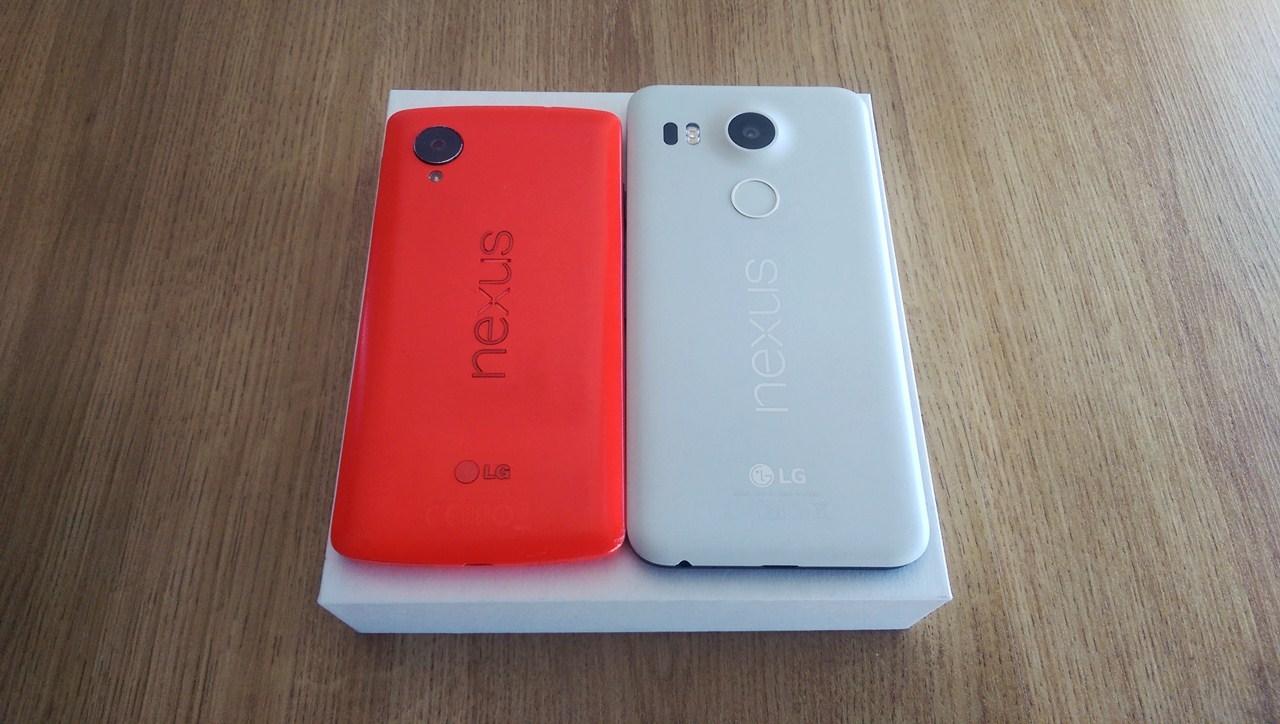 Nexus 5 & Nexus 5x