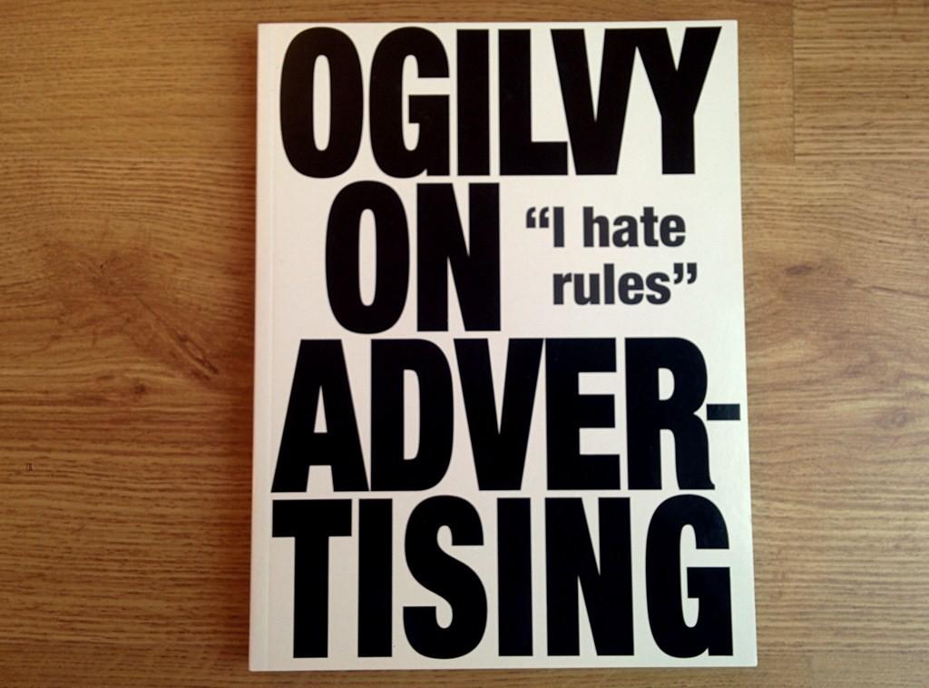 Ogilvy - On Advertising