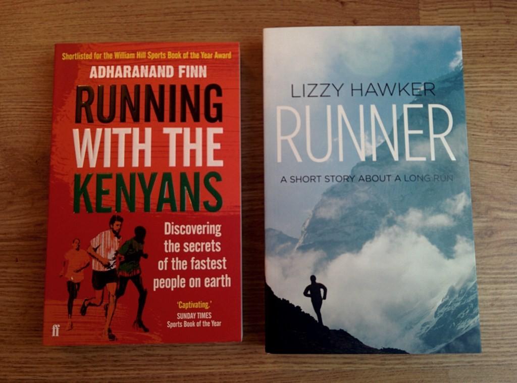 Running with the Kenyans, Runner - A short story about a long run