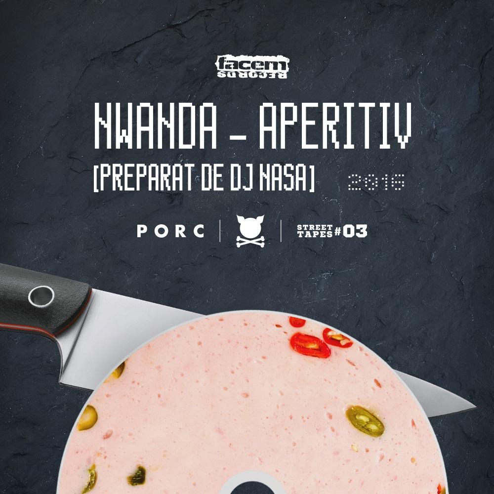 Nwanda - Aperitiv mixtape (cover)