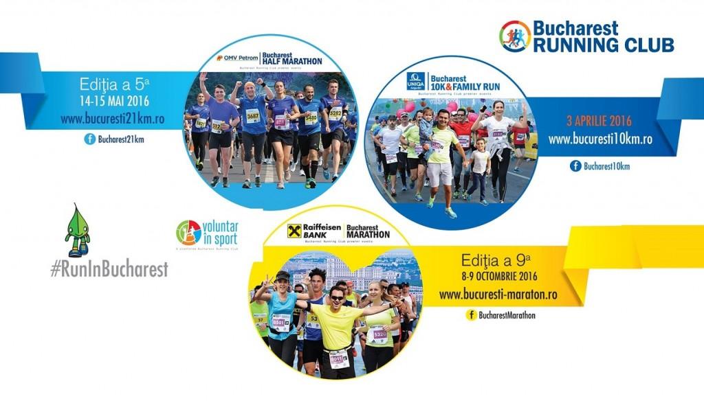 Run In Bucharest 2016