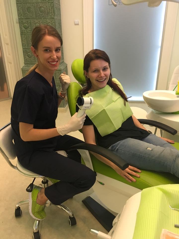 Ruxandra Ciltea & Cristina Chipurici - Luna luptei impotriva cancerului oral