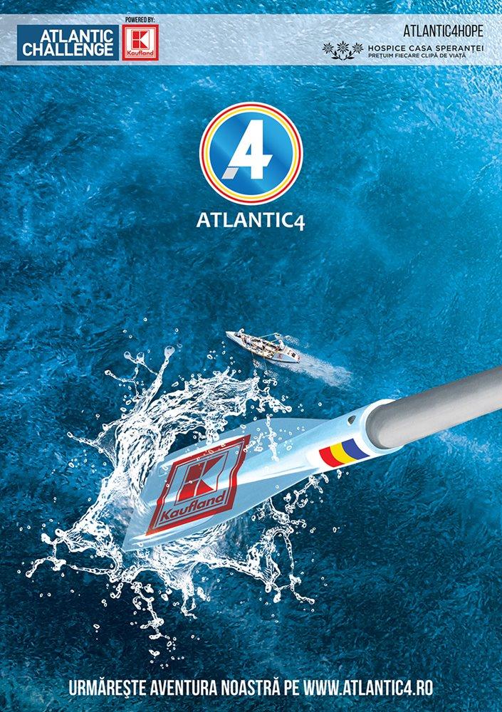 Atlantic 4 - Atlantic Challenge - Decembrie 2017