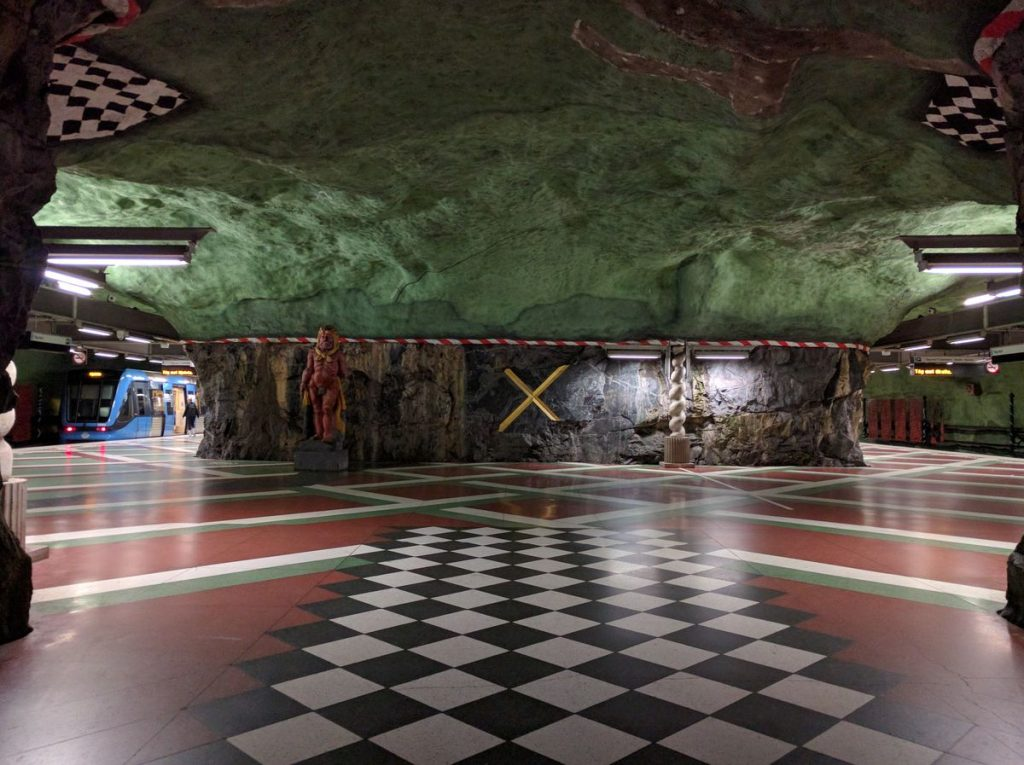 Metrou Stockholm (26 iunie 2016) (5)