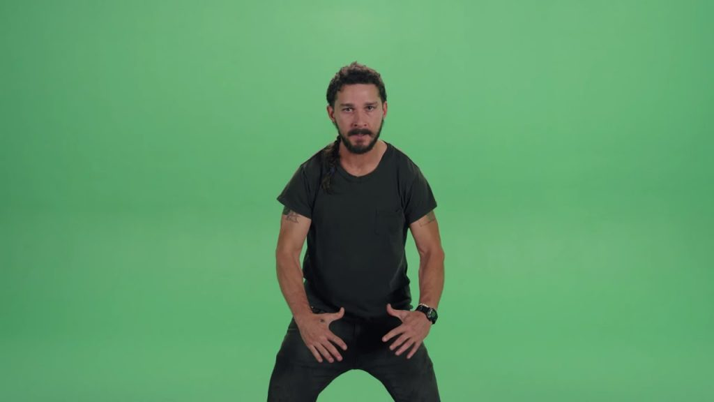Shia LaBeouf - Just do it