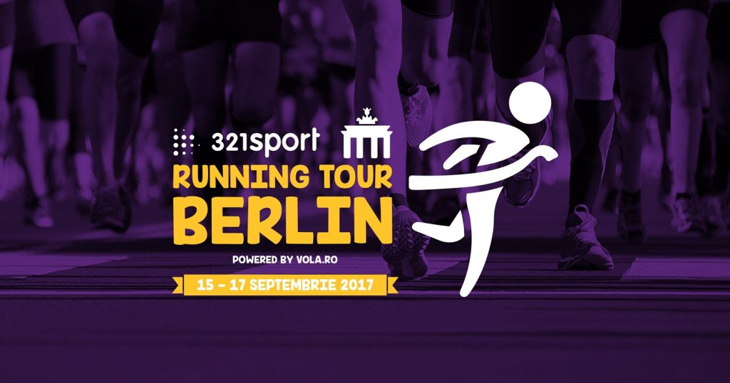 321sport Running Tour Berlin (15-17 septembrie 2017)